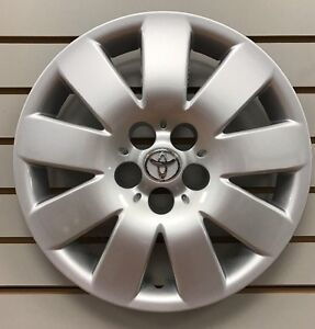 2003 2004 Toyota Corolla Le 15 9 spoke Hubcap Wheelcover Oem 42621ab060