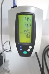 Portable Welch Allyn 420 Series Spot Vital Signs Patient B p Spo2 pulse Monitor