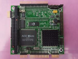 Rtd Real Time Devices Pc 104 Cpu Module Cmi386 486 Rev 2