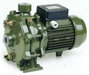 Saer Centrifugal Water Pump Fc 25 2 2 Hp 115v 60 Hz Max head 201 Ft Gpm 35 2