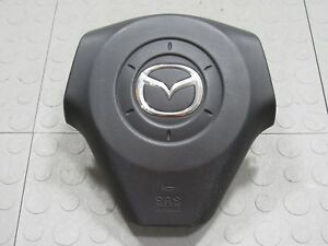 04 09 Mazda 3 Mazdaspeed3 Ms3 Driver Steering Wheel Mounted Airbag Air Bag Srs A