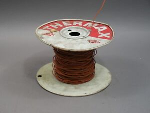 Spool Of 100 Feet Solid Core 20 2 Wire