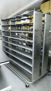 Innovive Ivc Rat Double 8 Row 5 Column 80 Cage Ventilated Rodent Housing Rack