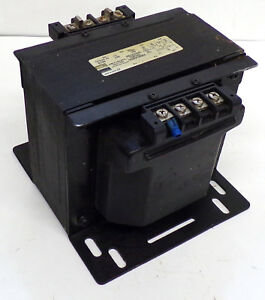 Egs Electrical Group Industrial Control Transformer E750 0 750kva