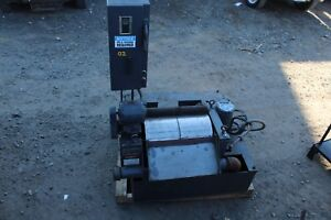 Barnes Drill Co Magnetic Filter Kleenall Model 4 Cs 9010