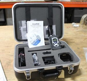Rae Systems Raelink3 Rlm3000 Arearae Wireless Multi gas Monitor Kit
