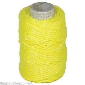 Throw Line Zing it By Samson 1 75mm X 1000 Ft low Stretch Long Life throw Line