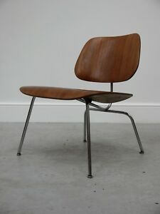1950s Vintage Original Rare Lcm Chair By Charles Ray Eames Evans Herman Miller