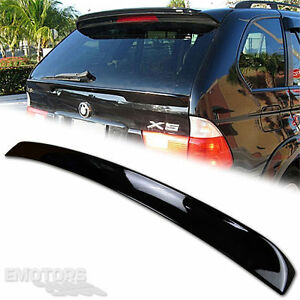 Painted For Bmw E53 X5 Series Liftback A Type Trunk Spoiler 2000 2006 668