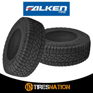 2 Falken Wild Peak A T3w 265 70r16 112t All Terrain Any Weather Rugged Tires