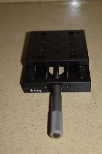 Ealing Positioning Motion Control Micrometer Stage 4 x 4 1