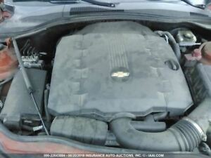 Automatic Transmission 10 11 Chevy Camaro 3 6l W transmission Upgrade Opt Aln
