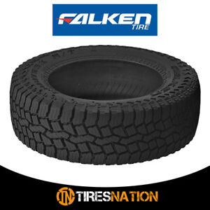 1 New Falken Rubitrek A T 265 70r16 112t Snow Rated All Terrain Tires