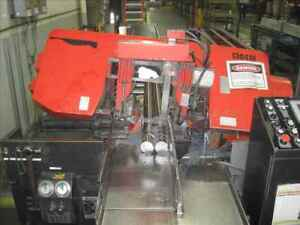 Amada Hfa250w Cnc Automatic Horizontal Band Saw B38870