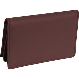 Royce Leather Deluxe Card Holder Coco Business Accessorie New