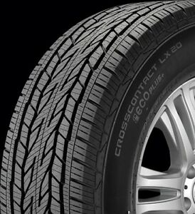 Continental 15490960000 Crosscontact Lx20 With Ecoplus Technol 235 70 16 Tire