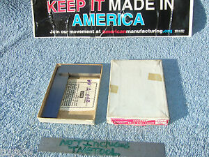 Lufkin No 166 3 Boxed Square Vintage Toolmaker Machinist Inspect Grind Mill Qa