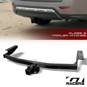 Class 3 Trailer Hitch Receiver Rear Bumper Tow 2 For 2013 2018 Pathfinder Qx60