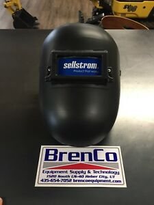Sellstrom 28301 Lift Front Helmet New Located In Utah
