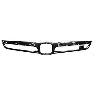 Cpp Grill Assembly For 2007 2008 Honda Civic Grille