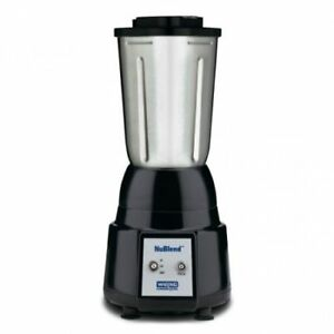 Waring Bb180s 3 4 Hp Commercial Blender 32 oz Stainless Steel Container