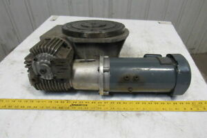 Camco 900rdm4h32 330 Rotary Index Drive 330 12 30 1 Reducer 90vdc Motor Unit