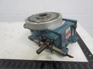 Camco 601rdm12h24 270 12 Position Rotary Indexing Table T99885
