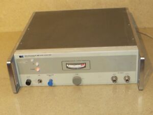 Hp Agilent 493a Microwave Amplifier 4 0 8 0 Ghz