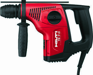 Hilti 228061 Te 7 c 120 volt Rotary Hammer Drill With Chipper Setting