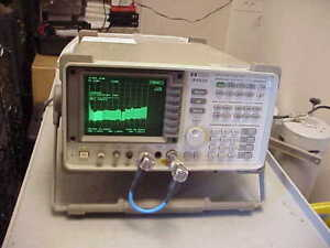 Agilent Hp 8565e 50ghz Spectrum Analyzer Options good Working Calibrated