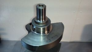 Scat 3 75 Stroke 4340 Forged Steel Sbc Crankshaft P N 4 400 3750 5700