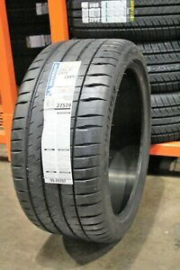 1 New Michelin Pilot Sport 4 S 94y 30k mile Tire 2553518 255 35 18 25535r18