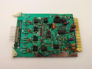 Elox 320011 005 Analog Assembly Board T38907