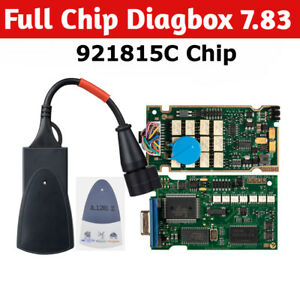Pp2000 For Lexia 3 Citroen Peugeot Diagnostic Diagbox 7 83 Full Chip 921815c