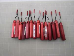 Lot Of 14 Astro Tool Atb 1068 Removal Tools T46125