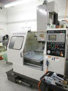 Mitsubishi M v4b Cnc Vertical Machining Center