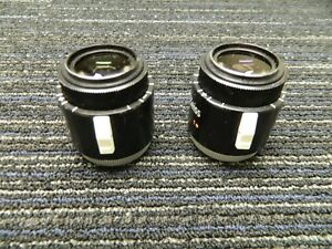 Carl Zeiss Surgical Microscope 10x 22b Eyepieces