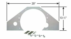 Competition Engineering C4031 Motor Mount Plate