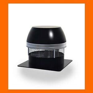 Enervex Rsht 9 Chimney Fan Draft Inducer Fireplace High Temperature Exhaust Fan
