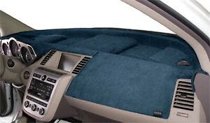 Fits Dodge Ram Truck 2011 2018 1 Glove Box Velour Dash Cover Mat Medium Blue
