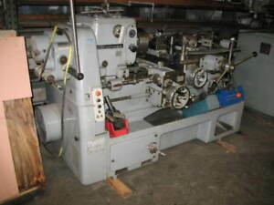 Kia mt Seiki 4aii Turret Lathe 10 Chuck Loads Of Tooling Geometric Die Head