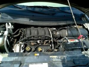 Driver Front Seat Bucket Low Back Cloth Electric Fits 01 02 Windstar 2534144