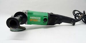 Hitachi SP18VA(H) 11-Amp 7-Inch Variable Speed Disc SanderPolisher 9L156113C