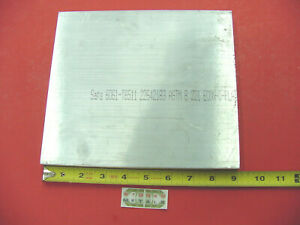 12 Pieces 3 4 X 8 X 9 6061 Aluminum Extruded Bar T6511 Solid New Mill Stock