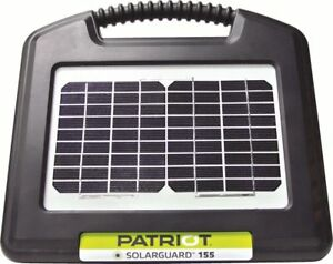 Patriot Replacement Solar Panel Part For Solarguard Sg155 Electric Fence Charger