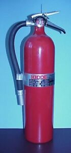 New Old Stock Kidde Model Hal 13 13 Halon 1211 Fire Extinguisher Fully Charged