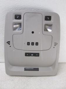 2015 2016 Chevy Malibu Roof Mounted Console Homelink Gdo Gray Oem Lkq