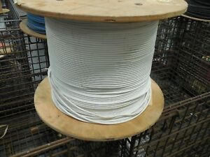 Spool Of 800 Feet 36 Awg New England Wire N36 36t 650 1