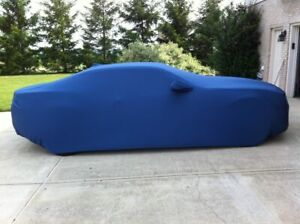 Coverking Satin Stretch Indoor Custom Car Cover For Chevy Camaro 5