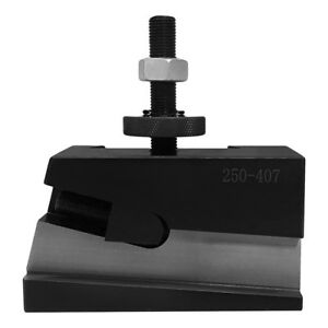 250 407 Ca 7 Universal Parting Blade Tool Holder 14 20 Quick Change Post Lathe